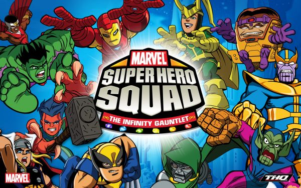 super hero squad
