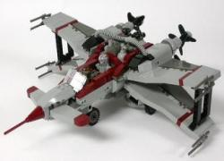 lego steamxwing